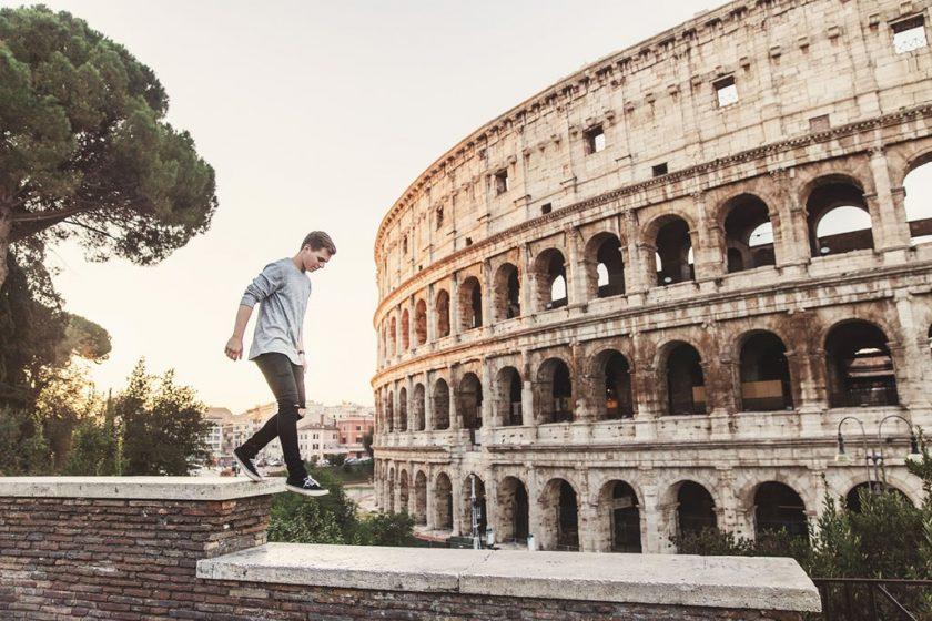 Eternal Rome song